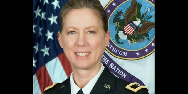Brig. Gen. Laura Yeager will become the first woman to lead a U.S. Army infantry division.