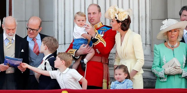 Trooping the Colour is the Queen's Birthday Parade and one of the nation's most impressive and iconic annual events attended by almost every member of the Royal Family