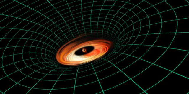 Согласно новым открытиям, телескоп Хаббл обнаружил сверхмассивную черную дыру, которая технически не должна существовать.