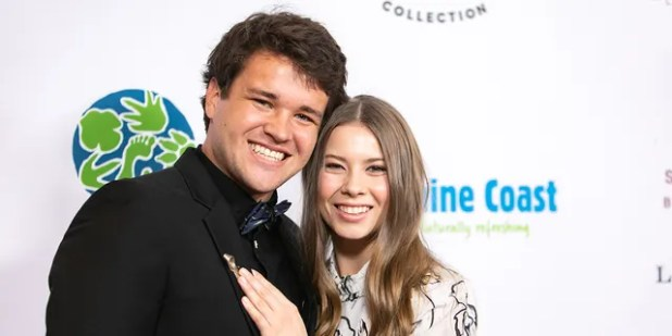 Chandler Powell and Bindi Irwin will attend the Steve Irwin Gala Dinner at SLS Hotel on May 4, 2019, in Beverly Hills, Calif.