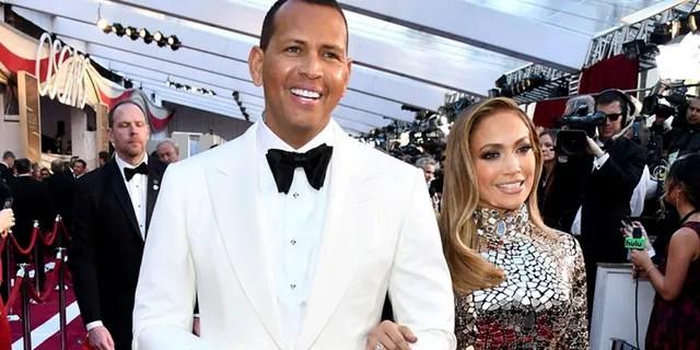 Jennifer Lopez recently split from Alex Rodriguez.