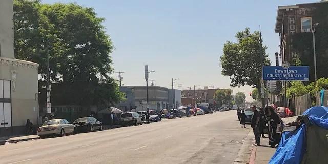 Angeles Los Warehouses Rent