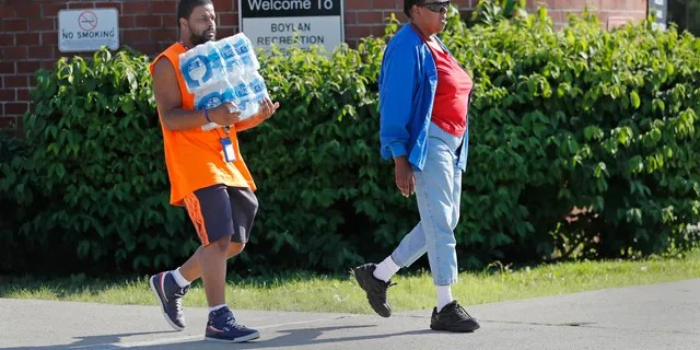 Recent EPA tests showed elevated levels of lead in the drinking water in some areas of Newark, despite filters that had been distributed earlier.