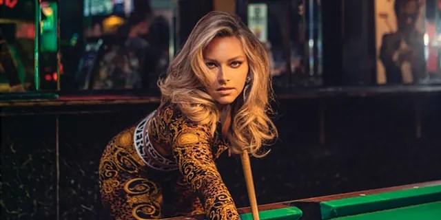 Camille Kostek says it's not always easily dealing with trolls on social media.