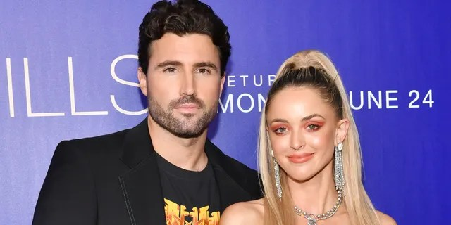 """Brody Jenner and Kaitlynn Carter Jenner attend the premiere of MTV's """"The Hills: New Beginnings"""" at Liaison on June 19, 2019 in Los Angeles. The pair split in early August 2019 and it was revealed their marriage was never legal."""