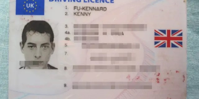 The former soldier who changed his surname to 'Fu-Kennard' for a laugh has told how the joke has backfired – after he was denied a passport.