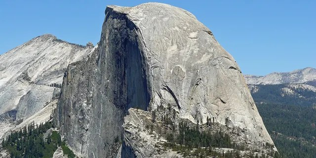 Half Dome in Yosemite National Park. (iStock)