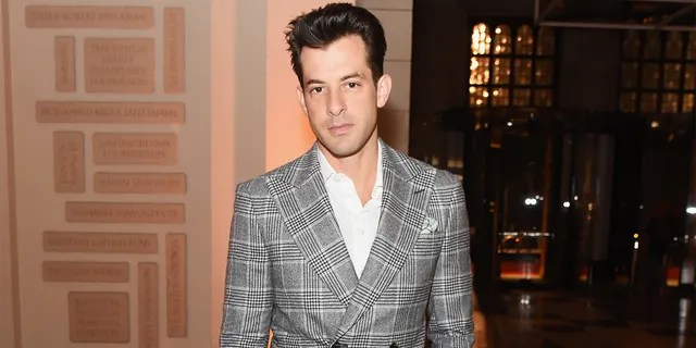 Mark Ronson, a musician/producer, is the stepson of Foreigner guitarist Mick Jones.