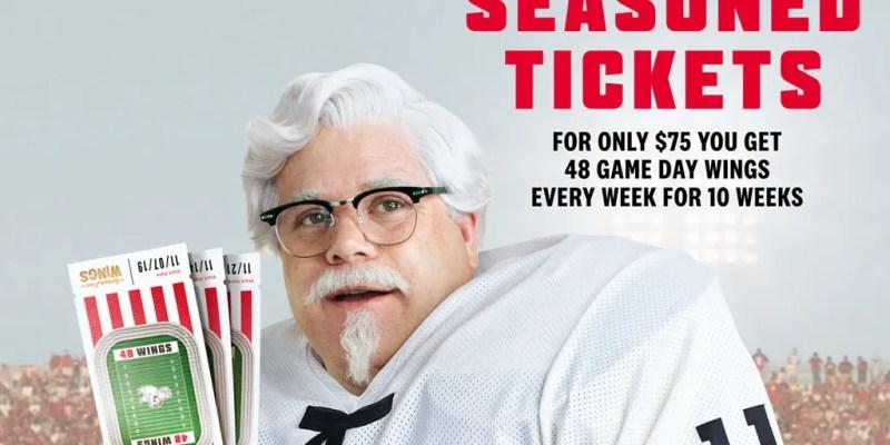 KFC offering