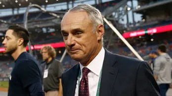 MLB's Rob Manfred aims to have fans in attendance at World Series, LCS: report