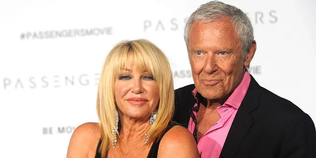 Suzanne Somers and Alan Hamel have been married since 1977.