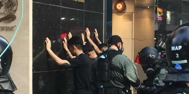 Protest leaders blame the police for the escalating violence.Officials have been denying permission for peaceful rallies, forcing activists toward violence.