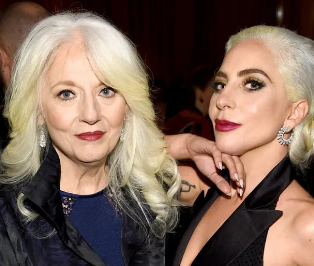 Lady Gagas Mother Opens Up About The Singers Younger Days She