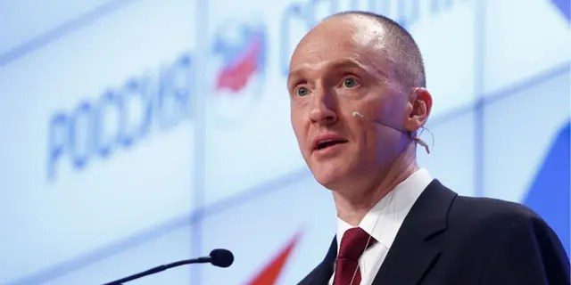 "Former Trump adviser Carter Page was falsely accused of being a ""foreign agent"" in the FBI's secret surveillance warrant."