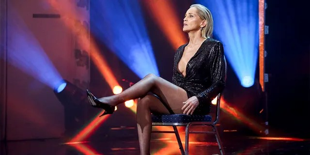 Sharon Stone recently joked that despite her sizzling status, her love life these days is 'like a comedy.'
