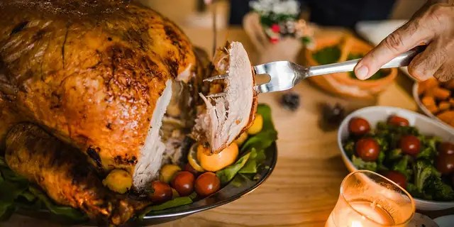 The biggest food temptations were found to be cookies (53 percent), pies or cakes (53 percent) and home-cooked holiday meals (44 percent).