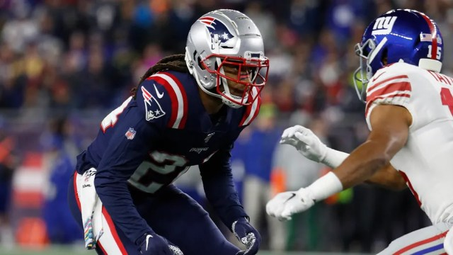 Stephon Gilmore, reigning NFL Defensive Player of the Year ...
