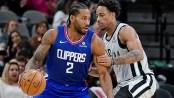 Kawhi Leonard hears boos from San Antonio Spurs fans, says they're 'just love'