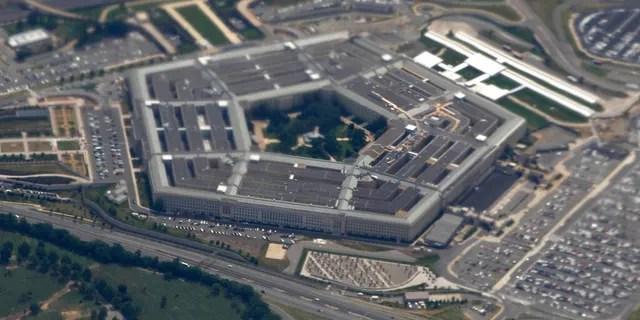 The Pentagon, headquarters of the Defense Department.