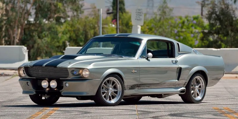 Eleanor' Ford Mustang from 'Gone in 60 Seconds' sold for $852,500 | Fox News