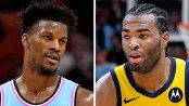 Heat's Jimmy Butler, Pacers' TJ Warren get into verbal altercation on the court