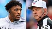 Saints' Michael Thomas jabs Super Bowl LIV head referee on social media
