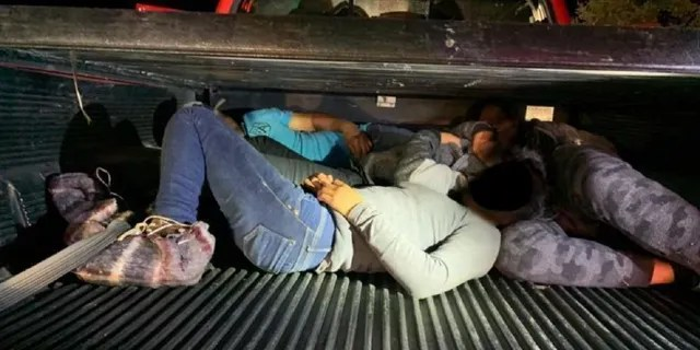 A Mexican woman who federal authorities said was the leader of a human smuggling ring was sentecned to 10 years in prison ealrier this week.