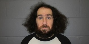 The Windham Police Department said Patrick Bradley, 34, of Windham, was charged with simple assault and disorderly conduct. (Windham Police Department)