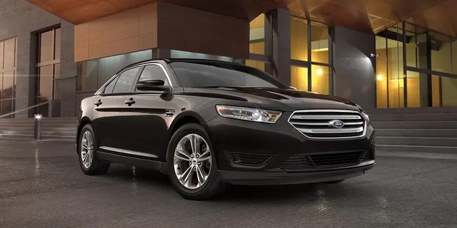 All of the vehicles, including the 2018 Taurus, are built on a shared platform.