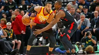 Utah Jazz center Rudy Gobert apologizes to those he 'may have endangered' after coronavirus diagnosis