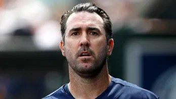 Verlander has lat strain, unlikely to be ready for opener