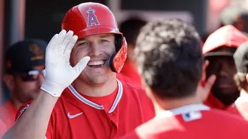 Angels' Mike Trout confirms he'll play this year with baby on way