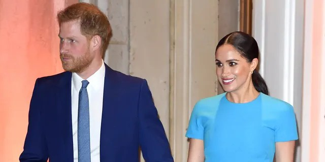 Prince Harry, Duke of Sussex and Meghan, Duchess of Sussex attend the Endeavor Fund Awards at Mansion House on March 05, 2020, in London, England. (Photo by Karwai Tang / WireImage)