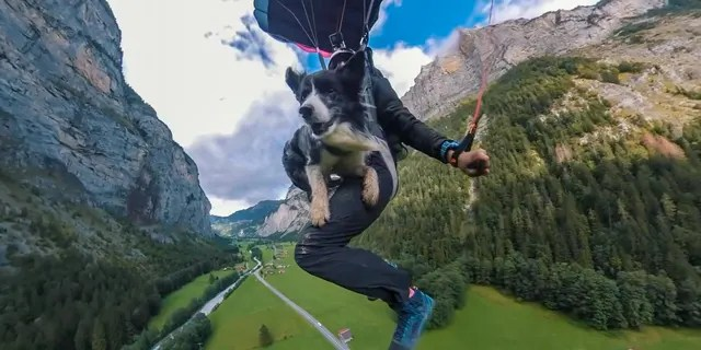 BASE jumping is widely considered to be one of the most dangerous extreme sports because of the low altitudes.