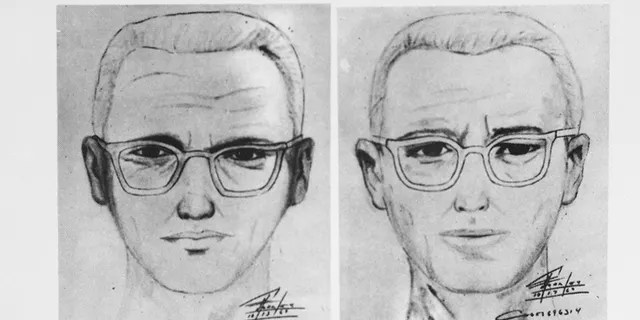 """San Francisco police circulated this composite of the Bay Area's """"Zodiac"""" killer. At left is a drawing from witnesses to slaying of a cab driver in San Francisco. A team that goes over unsolved cases said they identified the Zodiac Killer."""