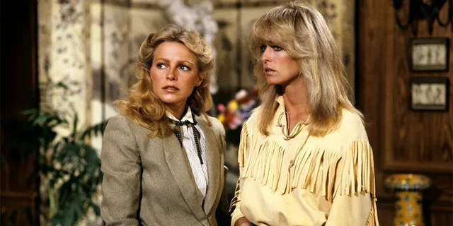 Cheryl Ladd took over Farrah Fawcett's place in the hit series 'Charlie's Angels.'