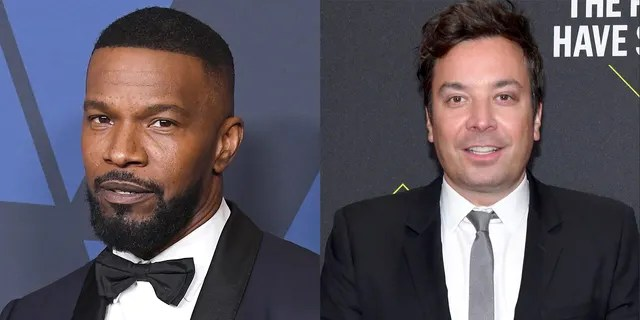 Jamie Foxx defended Jimmy Fallon on a sketch resurfaced from 2000 in which the host of
