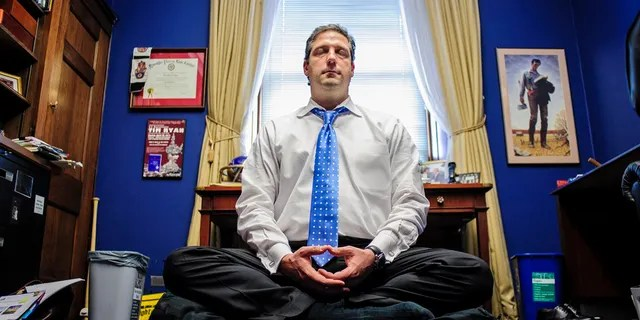 Rep. Tim Ryan, D-Ohio, has embraced daily meditation since a 2008 mindfulness retreat. (Photo courtesy of Rep. Tim Ryan's office.)