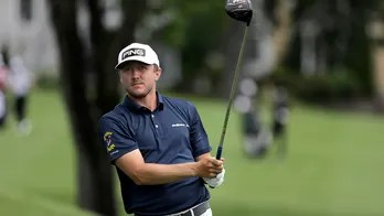 Mackenzie Hughes shoots 60 for 3-shot lead at Travelers