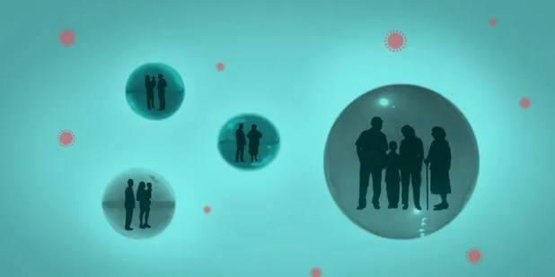 Support bubbles, or quarantine pods, could be the cure for loneliness, depression and anxiety after months of social estrangement and isolation amid the coronavirus health crisis, some experts say.