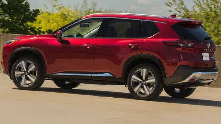 2021 Nissan Rogue Introduced