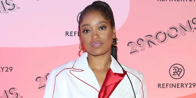Singer and actress Keke Palmer hosted the 2020 MTV Video Music Awards and offered her support to the Black Lives Matter movement.  (Photo by Monica Schipper / Getty Images for Refinery29's 29 Rooms)