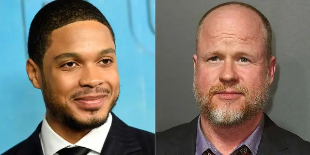 Ray Fisher (L), who played Cyborg in the DC Comics film, 'Justice League', directed by Jose Whedon (R), Recently elaborated further that Whaden was allegedly unprofessional during his reintroduction after stepping in for original director Zack Snyder.
