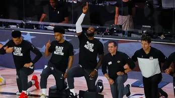 NBA's embrace of social justice causes was 'unavoidable,' Commissioner Adam Silver says