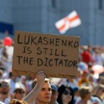 NATO denies troop buildup at Belarus border as Lukashenko opposition protests enter third week