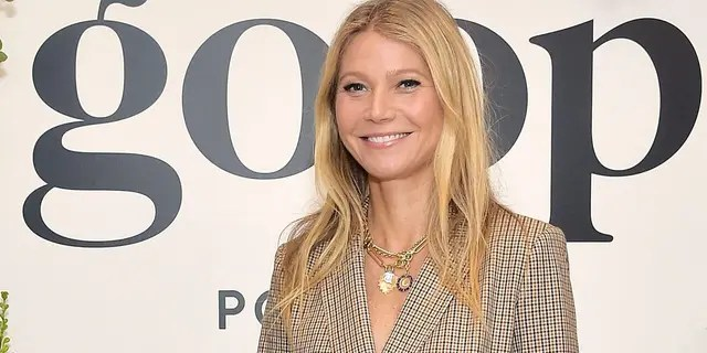 Gwyneth Paltrow at a Goop event.