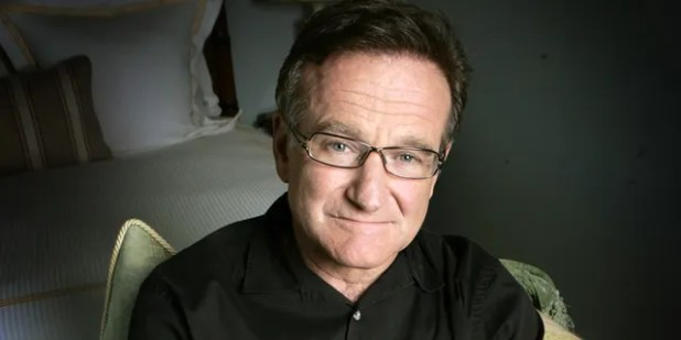Actor and comedian Robin Williams poses for a photo in Santa Monica, California.