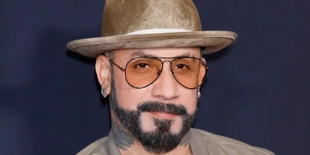 AJ McLean said he doesn't agree with Spears' conservatorship.