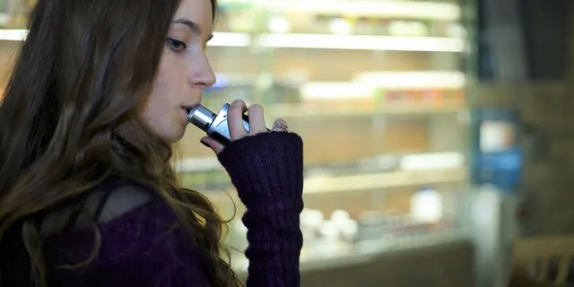 E-cigs are unsafe for children, teens and young adults, according to the Centers for Disease Control and Prevention. (iStock)