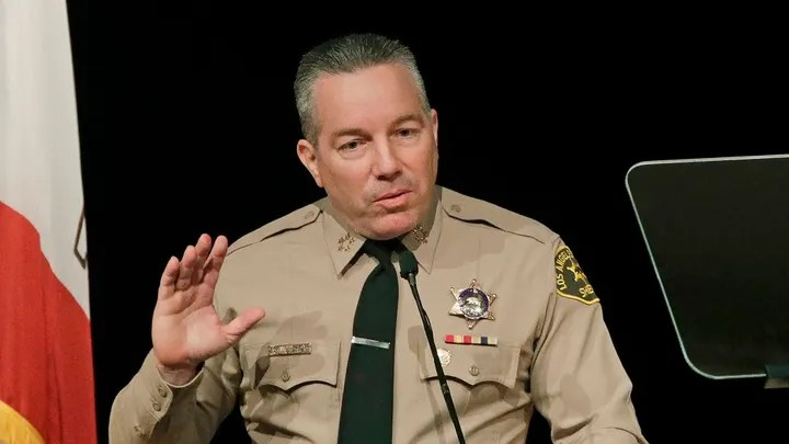 Los Angeles County sheriff will not enforce new mask mandate: 'Not backed by science'